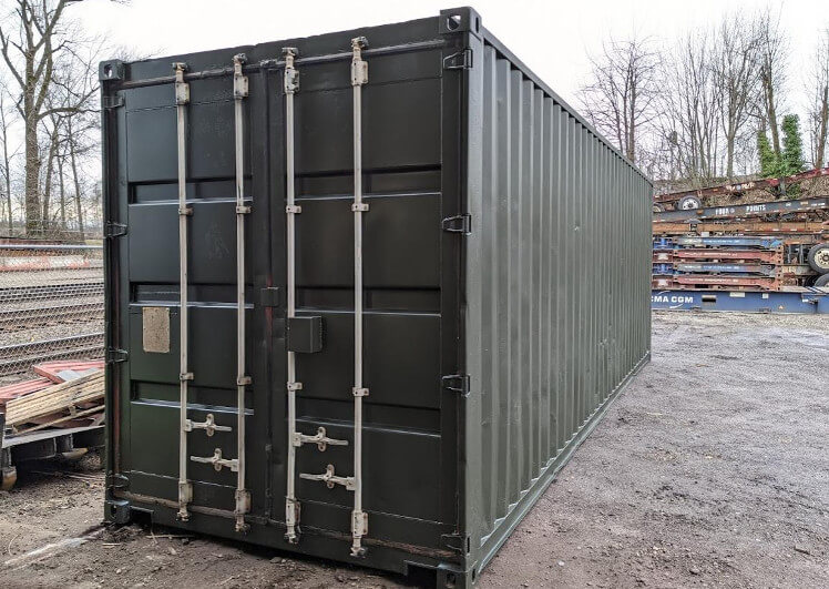 30ft high cube shipping container for sale